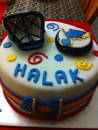 Hockey Cake Decorations Hockey Cake Decorations On Sports Party World Party Ideas