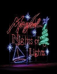 it u0027s magical nights of lights u0027 25th birthday