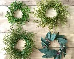 eucalyptus wreath eucalyptus wreath etsy