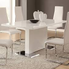 tall white kitchen table 33 best dining sets images on pinterest contemporary dining table
