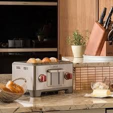 Online Kitchen Appliances Australia 4 Slice Toaster Wolf Gourmet Sub Zero U0026 Wolf