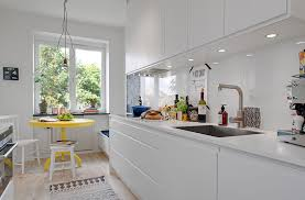 Scandinavian Kitchen Design Hygienic Swedish Kitchen Design Ideas For Cleanliest Homeowners