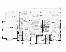 home plans 1 storey house floor plan with dimensions fresh e story house