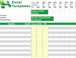 Grade Book Template Excel Gradebook Template Excel Gradebook Template