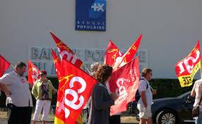 banque populaire massif central siege répression anti syndicale à la bpmc rendez vous le 03 septembre