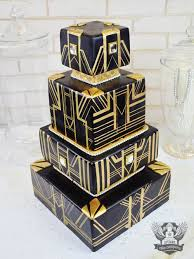 10 art deco inspired wedding cakes easy weddings uk easy weddings