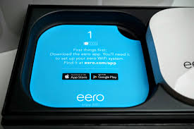 the eero home network system takes wifi to a whole new level