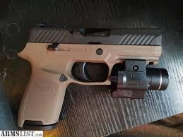 sig sauer laser light combo armslist for sale sig sauer p320 9mm new never fired