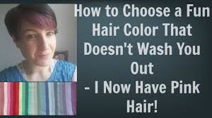 what colors go good with pink hair color ideas does pink hair suit you choose best hair