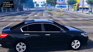 future honda accord honda accord 2017 standard new enb top speed test gta mod future
