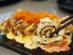 japanese cuisine bar pinkypiggu koh grill sushi bar wisma atria orchard the