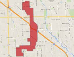 Lincoln Park Chicago Map by Chicago U0027s Most Gerrymandered Wards