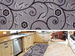 tappeto guida tappeti cucina economici antiscivolo rosso azzurro nero
