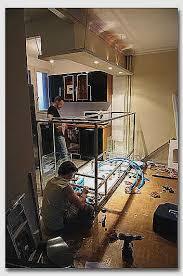 cloison vitree cuisine salon cloison vitree cuisine salon pour idée déco salle de bain pvc
