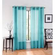 Mint Green Sheer Curtains Aqua Curtains