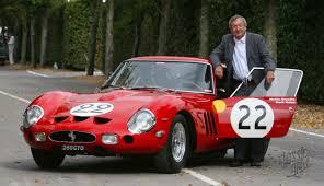ferrari 250 gto nick mason 1962 classic grid