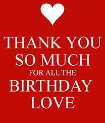 best 25 birthday thank you message ideas on birthday