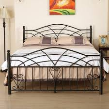 bed frames discount iron beds romantic iron beds wrought iron