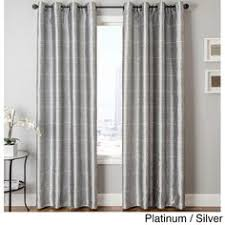 Extra Wide Thermal Curtains Exclusive Fabrics Extra Wide Thermal Blackout 120 Inch Curtain