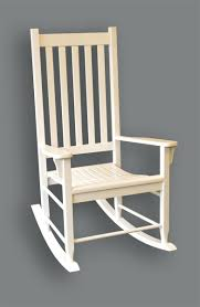 uncategorized white wood rocking chair outstanding in good white
