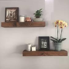 Hanging Floating Shelves by Floating Shelves Modern Shelf Shelving Shelf Wall Shelves