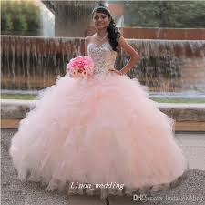 light pink quinceanera dresses 2017 pink quinceanera dress high quality beaded sweet 16