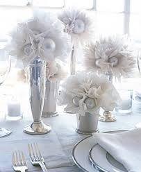 silver centerpieces sweet ideas silver centerpieces 75 charming winter digsdigs