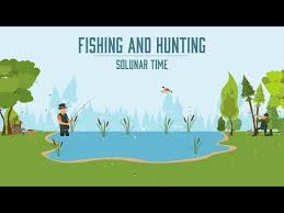free solunar tables hunting fishing hunting solunar time apps on google play
