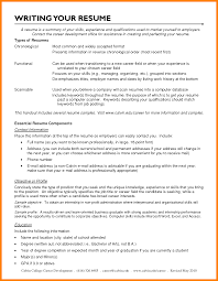 Profile On Resume Change Job Title On Resume Resume For Your Job Application
