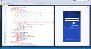 xamarin layout file live xaml previewing with the xamarin forms previewer xamarin blog