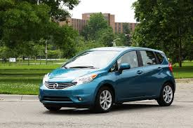 compact nissan versa or similar 2015 honda fit ex l vs 2014 nissan versa note sl comparison