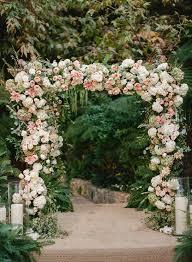flower arch best 25 wedding arch flowers ideas on floral arch
