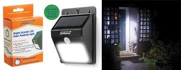Outdoor Lights With Motion Sensor by Best Led Motion Sensor Lights For Helpful Guide