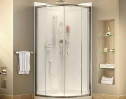 shower favorite best corner shower enclosures charm maax corner