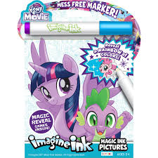 amazon bendon pony imagine ink book toys u0026 games