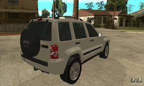 jeep srt 2007 jeep liberty 2007 final for gta san andreas