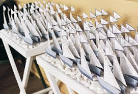 nautical wedding favors nautical by nature nautical wedding favors placecards etc