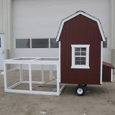 little cottage unpainted gambrel barn chicken coop small hayneedle