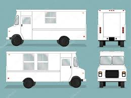 Food Truck Template food truck template â stock vector â gleighly 44910347