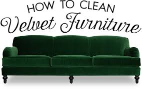 Couch Furniture How To Clean Velvet Furniture Blog Roger Chris