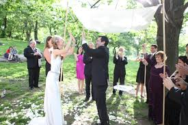 wedding chuppah chuppah rentals backyard huppah