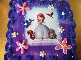 sofia the birthday cake sofia the cake ideas sofia the cake for