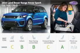 land rover sport cars 2015 land rover range rover sport car seat check news cars com