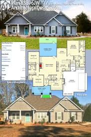1192 best dream home images on pinterest ranch house plans