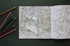 fantastic planet coloring book thinkgeek