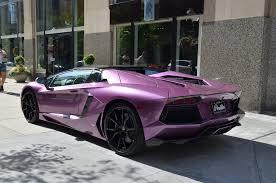 lamborghini aventador purple 2016 lamborghini aventador roadster lp 700 4 roadster stock