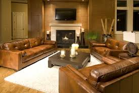 Rustic Leather Couch Famous Rustic Leather Furniture Decorate Large Rustic Leather