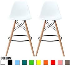 Modern Counter Height Chairs Modern Counter Stools Amazon Com