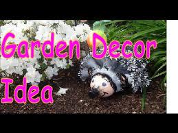 Garden Diy Crafts - diy crafts hedgehog garden decor from recycled plastic bottles