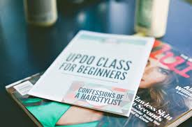 Hairstylist Classes Tustin Californai Updo Class For Beginners U2014 Confessions Of A